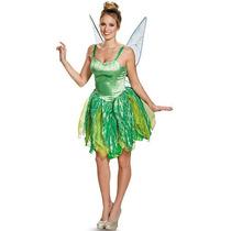 Disney Fairies Tinker Bell Para Mujer Prestige Disfraces De