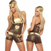 Disfraz De Diosa Del Oro Leg Avenue