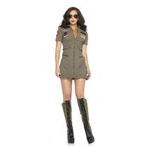 Disfraz Top Gun Marca Leg Avenue Para Halloween Maa