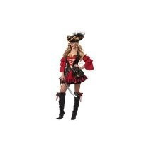 Disfrazcalifornia Costumes Mujer Pirata Española