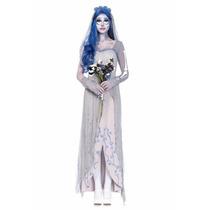 Disfraz De Cadaver De La Novia Corpse Bride Para Damas