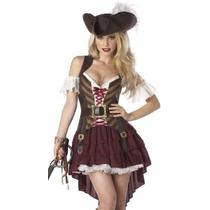 Disfrazcalifornia Costumes Mujer Pirata