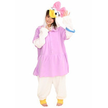 Disfraz / Pijama / Mameluco De Daisy, Disney Para Adultos