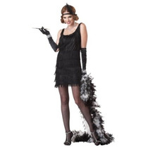 Disfraces California Flapper Costume Moda Mujer
