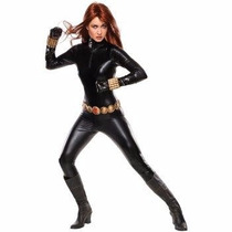 Disfraz De Lujo De Black Widow Avengers Para Damas