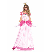 Disfraz Clasica Princesa Rosa 85461