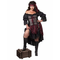 Disfraz Hechicera Pirata 01715