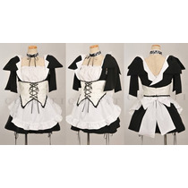 Traje Maid Sama Cosplay Anime Kawaii