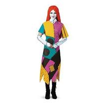 De La Mujer Disfraz Pesadilla Antes De Sally Vestuario Clási
