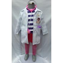 Disfraz Tipo Doctora Juguetes Mcstuffins