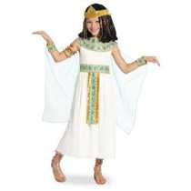 Disfraz Cleopatra Niña Halloween