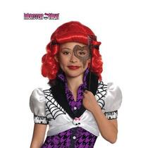 Peluca De Monster High Operetta Para Niñas