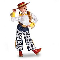 Disfraz Jessie Original Disney Toy Talla 5 Y 6 Story Mmu