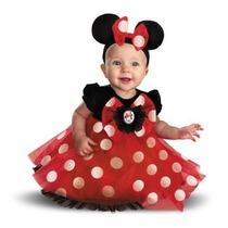 Disfraz / Disfraces De Minnie, Mimi Mouse, Disney, Para Bebe