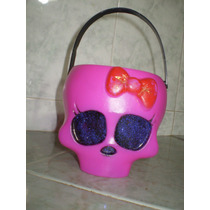 Halloween! Linda Canasta Para Dulces! Monster High!