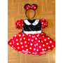 Vestido Disfraz Mimi Minnie Mouse
