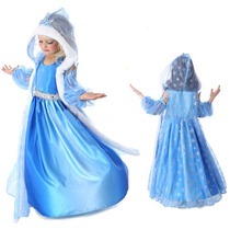 Disfraz Frozen Princesa Elsa Anna Vestido Niña Disney
