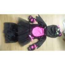 Disfraz Gato Gatita Niña Halloween