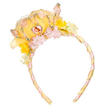 Corona Bella Rapunzel Ariel Campanita Blanca Cenicienta