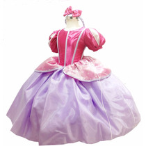 Vestido Disfraz Princesa Ariel La Sirenita Tallas 2,,4,6,8