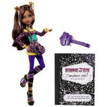 Monster High Clawdeen Lobo Doll