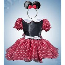 Vestido Princesa Disfraz Mimi De Disney