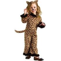 Disfraz Bebe Niño Niña Leopardo Primavera