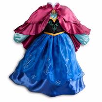 Vestido Frozen Anna Original De Disney Store