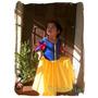 Princesas Disfraz Infantil De Blanca Nieves