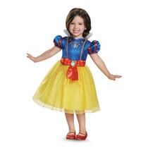 Disfraz Bebe Blanca Nieves Niña Halloween Disfraces
