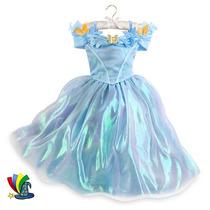 Disfraz Vestido Cenicienta Deluxe Original Disney Store
