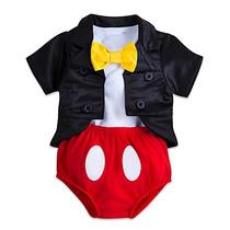 Disfraz Mickey Mouse Bebe Niño Disney Store Traje