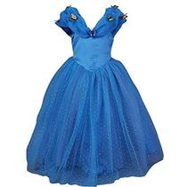 Jerrisapparel 2015 Nueva Cenicienta Vestido De La Princesa D