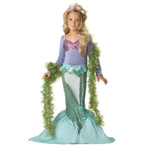 Tb Disfraz Costumes Toys Little Mermaid La Sirenita