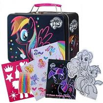 My Little Pony: Rainbow Dash ~ Set De Arte En Caja De La Lat