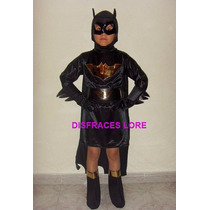 Disfraz Batichica Catrina Vampiro Bruja Catrin Super Chica