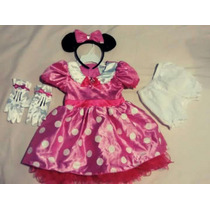 Disfraz Minnie Mouse Original Disney