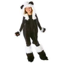 Disfraz Bebe Niño Niña Panda Primavera