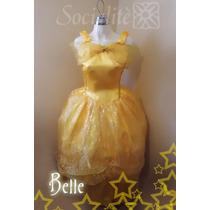 Disfraz Princesa Belle Adulto Y Otros Vestuarios Especiales