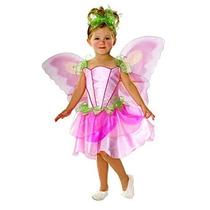 Disfraz Hada De La Primavera Niña T 1-2 Años Envio Gratis