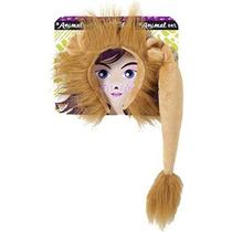 Kit Lion Costume Accessory Forum Novelties De La Mujer