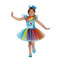 Disfraz Rainbow Dash My Little Pony Traje Tutu