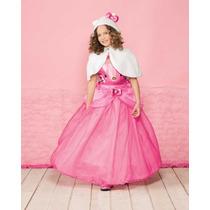 Disfraz De Lujo Hello Kitty Talla 4 A La 12