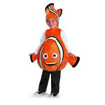 Disfraz De Pescado Nemo Para Niños
