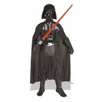 Star Wars Darth Vader Deluxe Deluxe Costume Niño