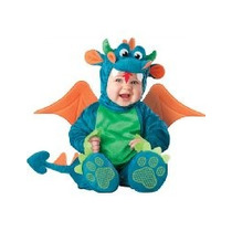Disfraz Disfraces Bebe Dragon Diablito Araña Murciélago
