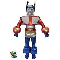 Disfraz Transformers Optimus Prime Metalico