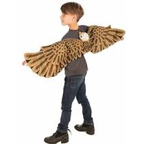 Foro Kids Águila Felpa De Halloween Alas Disfraz