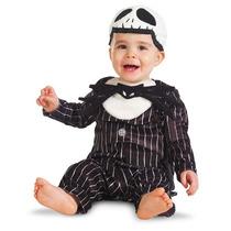 Disfraz Bebe El Extraño Mundo De Jack Skellington Halloween