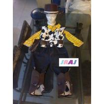 Disfraz De Woody De Toy Story